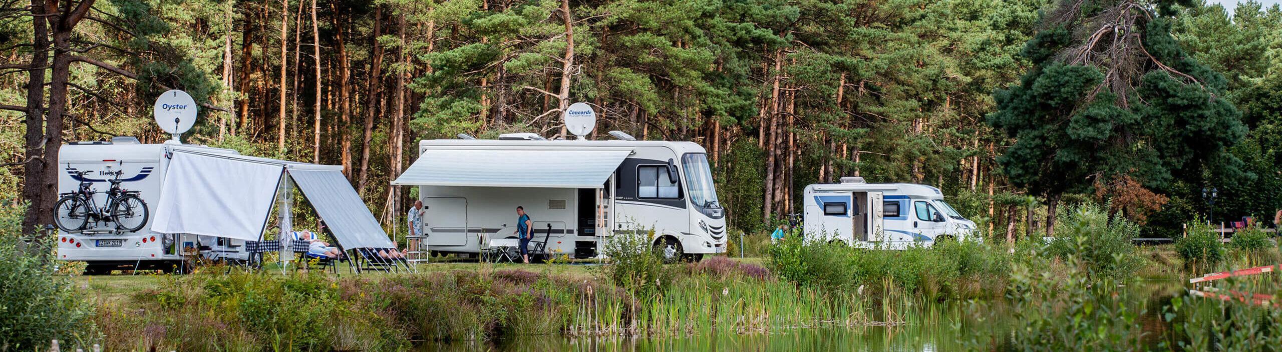 Naturcamping Lüneburger Heide – Naturcamping