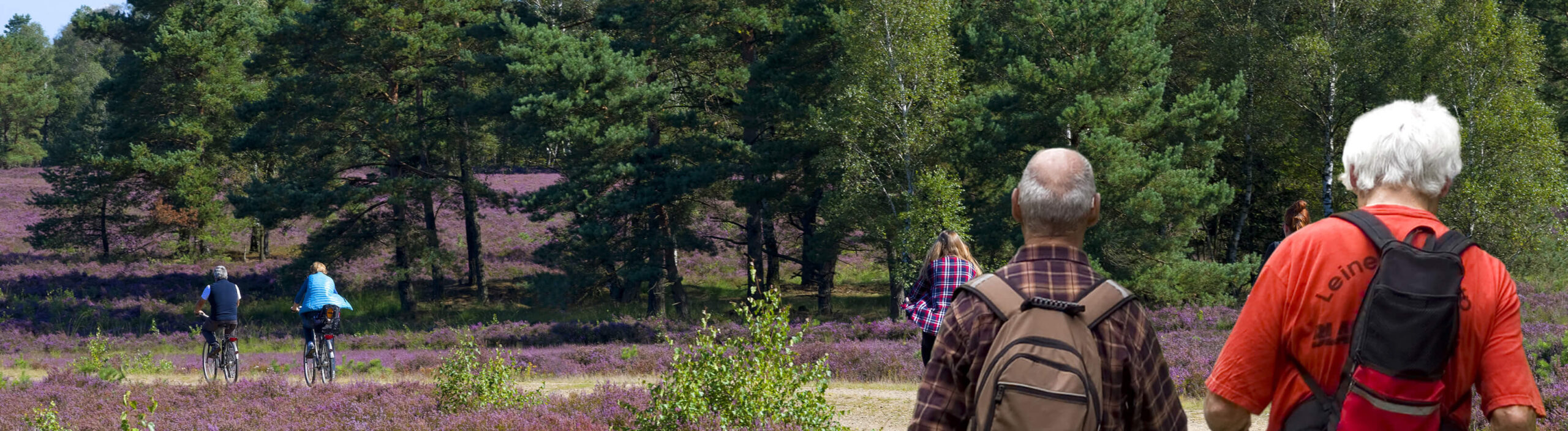 Naturcamping Lüneburger Heide - Region erkunden